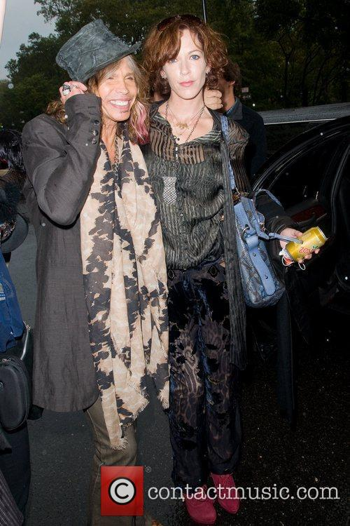 Steven Tyler, Erin Brady and Manhattan Hotel 6