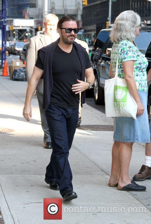 Ricky Gervais 14