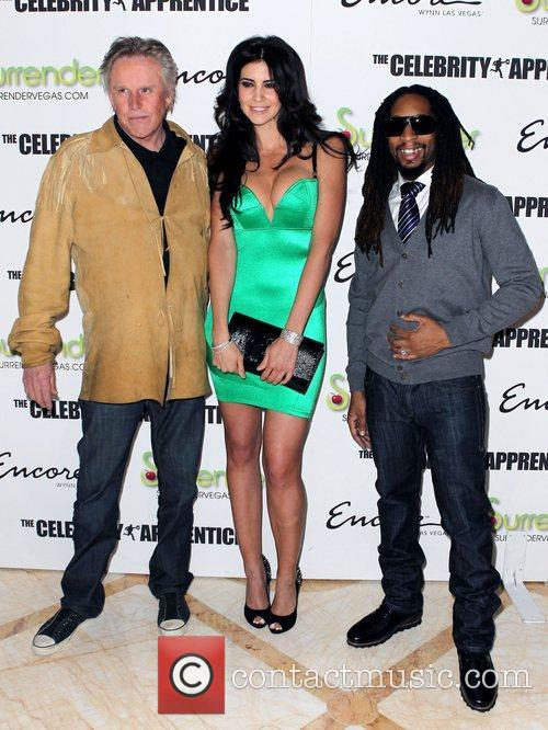 Gary Busey, Hope Dworaczyk and Lil Jon 3