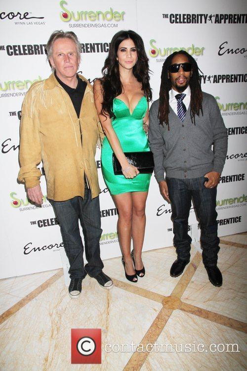 Gary Busey, Hope Dworaczyk and Lil Jon 1