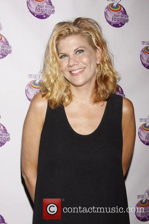 from Salvatore is kristen johnston gay