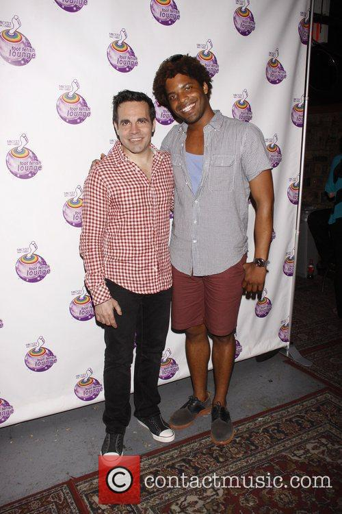 Mario Cantone and Jeremy Black  The New...