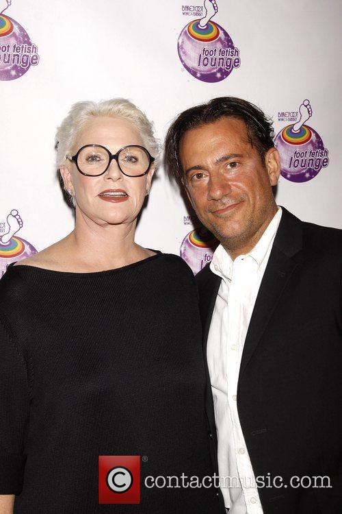 Sharon Gless and Eugene Pack  The New...