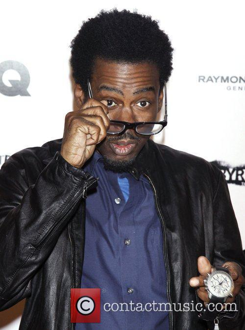 Chris Rock and Highline Ballroom 2