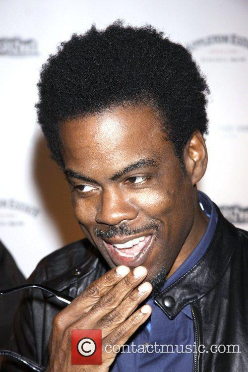 Chris Rock and Highline Ballroom 3