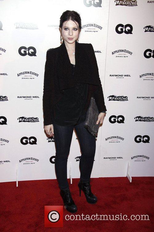Michelle Trachtenberg, Gossip Girl and Highline Ballroom 5