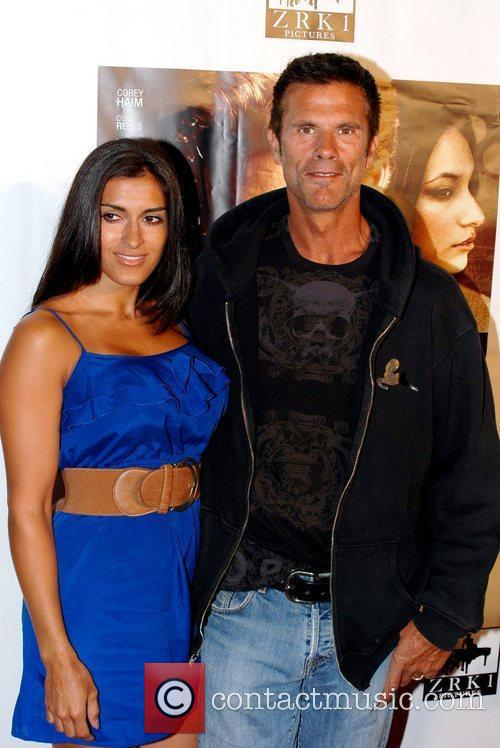 Shawna Craig and Lorenzo Lamas, who just got...