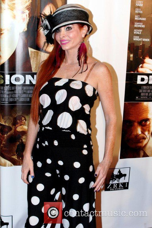 Phoebe Price Celebrity karaoke party hosted by Lorenzo...