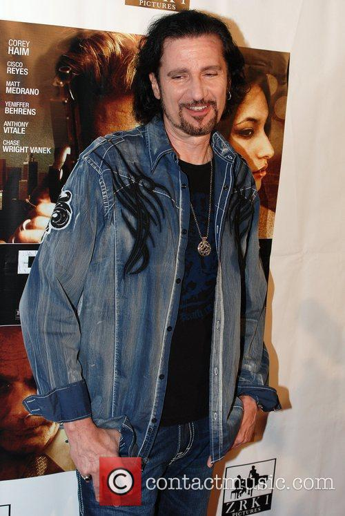 Bruce Kulick Celebrity karaoke party hosted by Lorenzo...