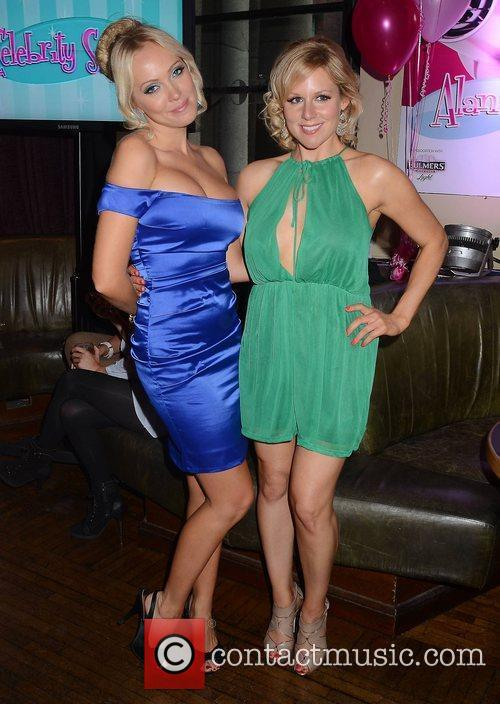Aisleyne Horgan-wallace and Abi Titmuss 6