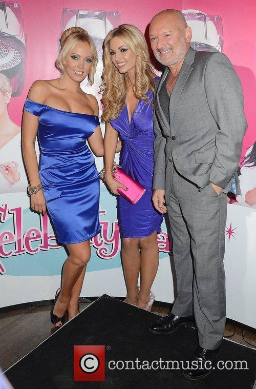Aisleyne Horgan-wallace and Rosanna Davison 7