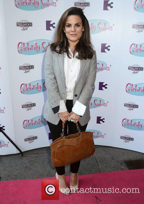 Launch of TV3's Celebrity Salon at the Odean...