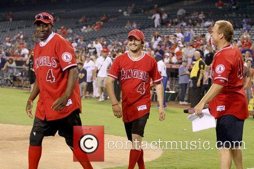 Al Joyner and Jason Ritter