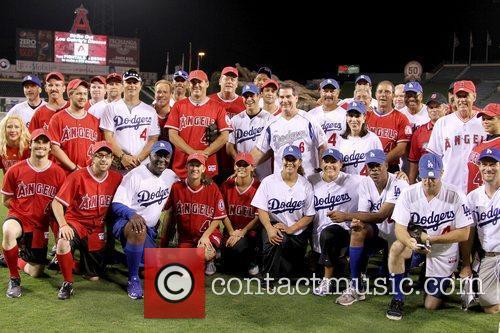 Celebrity Dodgers & Angeles teams Steve Garvey's Celebrity...