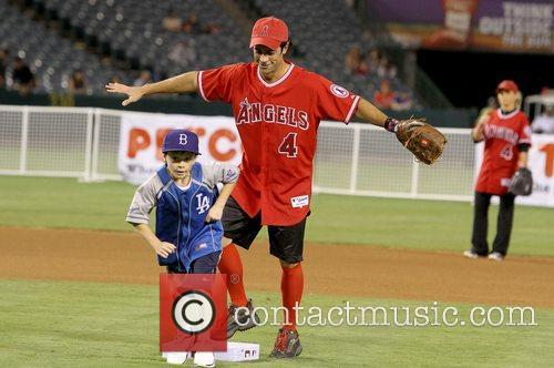 Steve Garvey's Celebrity Softball Game for ALS Research...