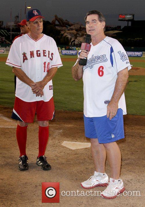 Steve Garvey's Celebrity Softball Game for ALS Research...