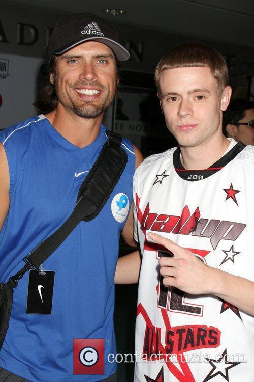 Joshua Morrow And Grayson Boucher 5