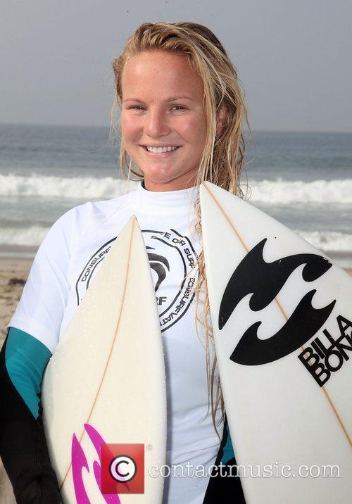 Catherine Clark 4th Annual Project Save Our Surf's...