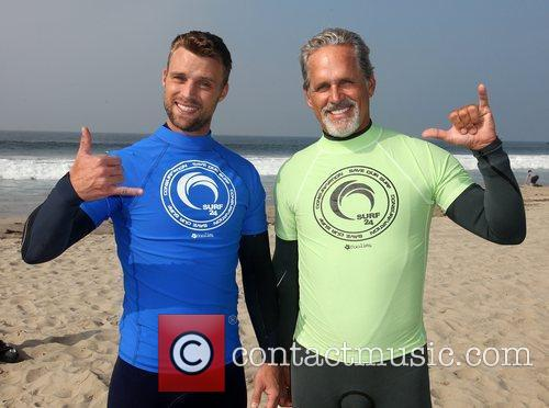 jesse spencer and gregory harrison 4th annual 3560681