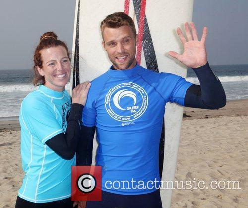 Tanna Frederick and Jesse Spencer 5