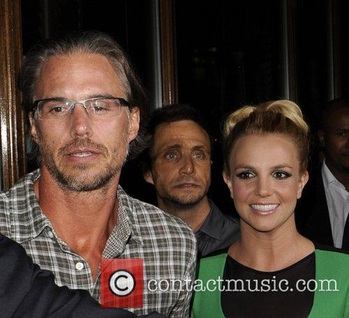 Britney Spears and Jason Trawick 2