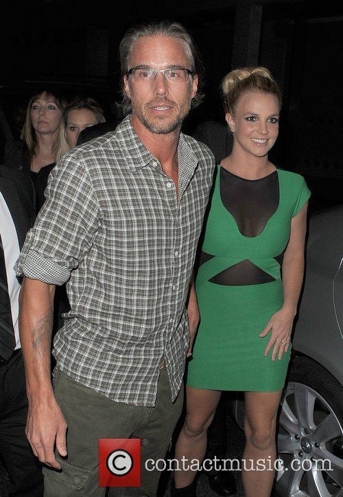 Britney Spears and Jason Trawick 6