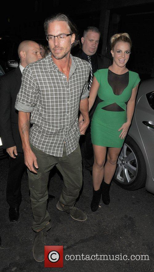 Britney Spears and Jason Trawick 9