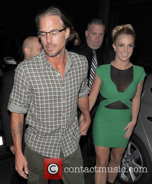Britney Spears and Jason Trawick 10