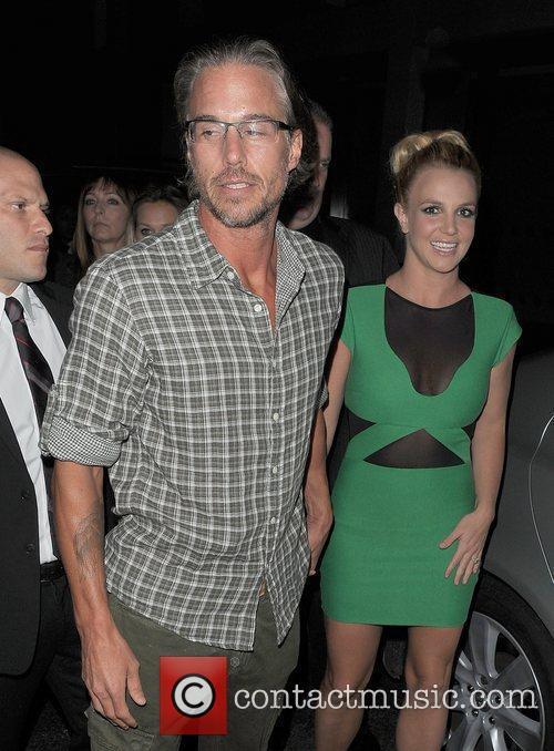 Britney Spears and Jason Trawick 7