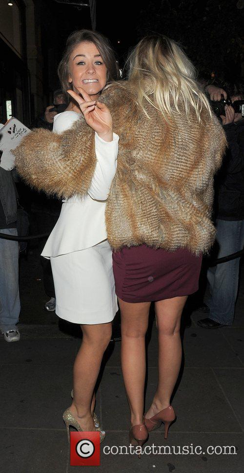 Brooke Vincent and Sacha Parkinson 11