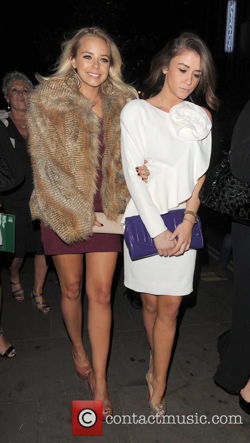 Sacha Parkinson and Brooke Vincent 1