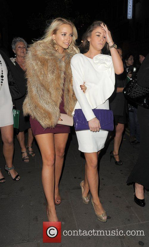 Sacha Parkinson and Brooke Vincent 2