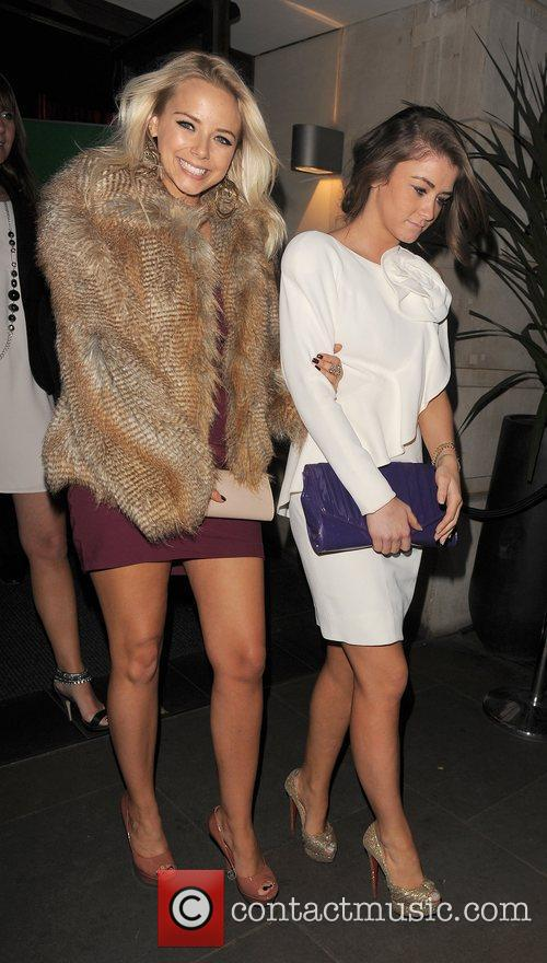 Sacha Parkinson and Brooke Vincent 3