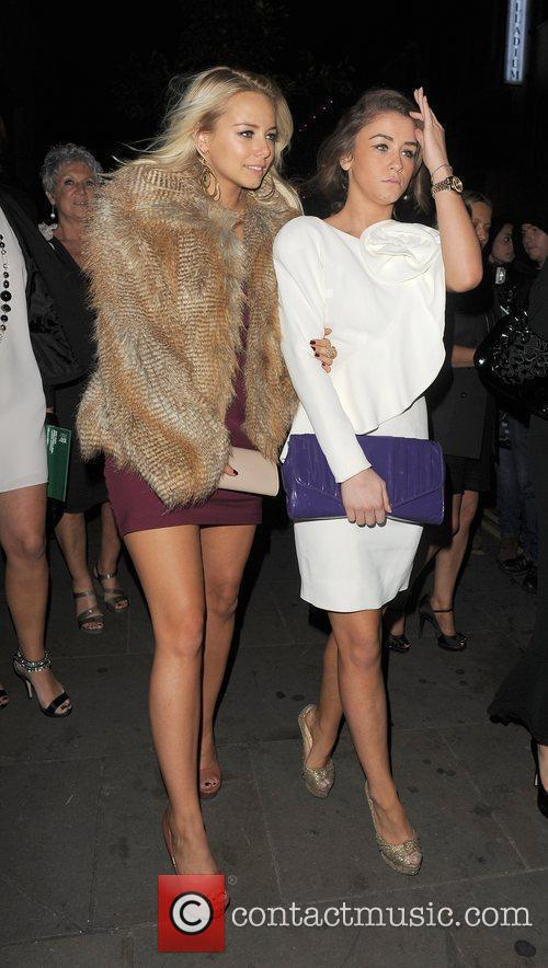 Sacha Parkinson and Brooke Vincent 10