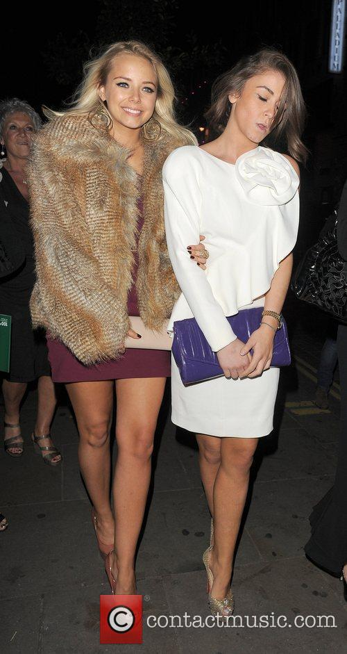 Sacha Parkinson and Brooke Vincent 8