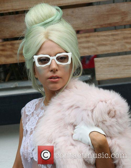 Lady Gaga and Itv Studios 7