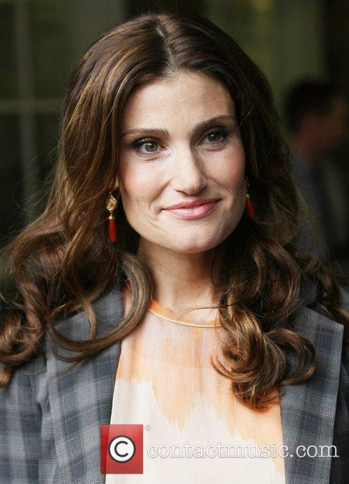 Idina Menzel and Itv Studios 5