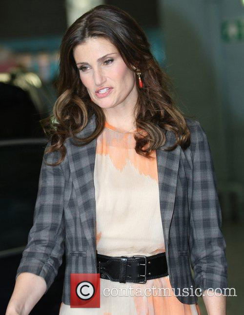 Idina Menzel and Itv Studios 6