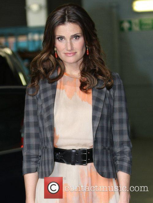 Idina Menzel and Itv Studios 4