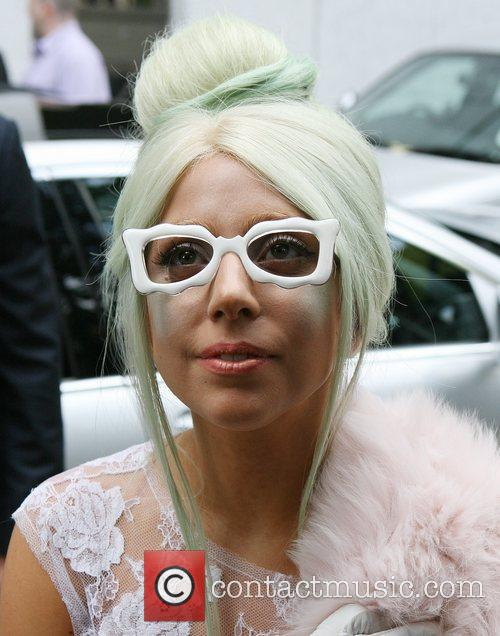 Lady GaGa and ITV Studios 12
