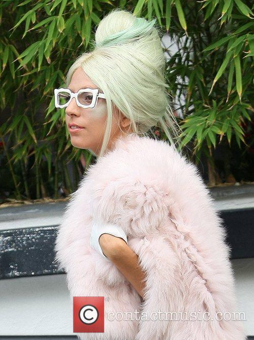 Lady GaGa and ITV Studios 2