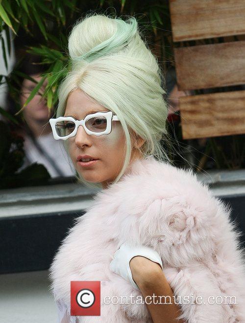 Lady GaGa and ITV Studios 8