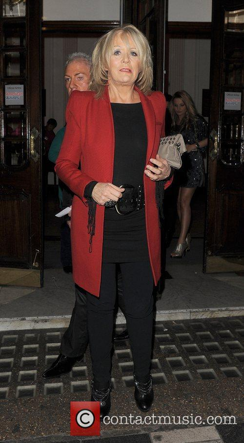 Sherrie Hewson Press night for 'My Trip Down...