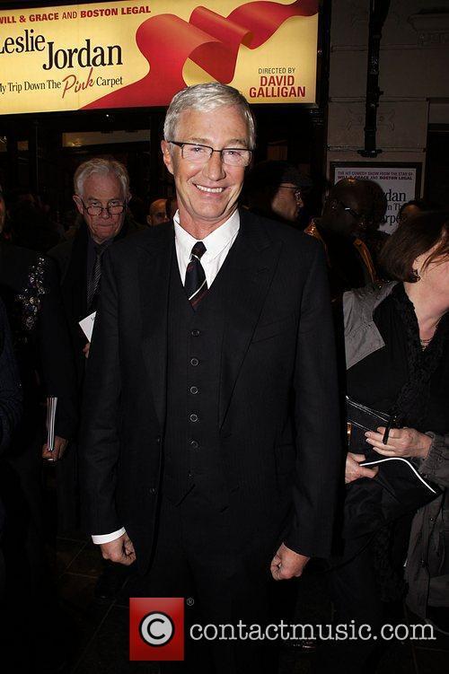 Paul O'Grady Press night for 'My Trip Down...