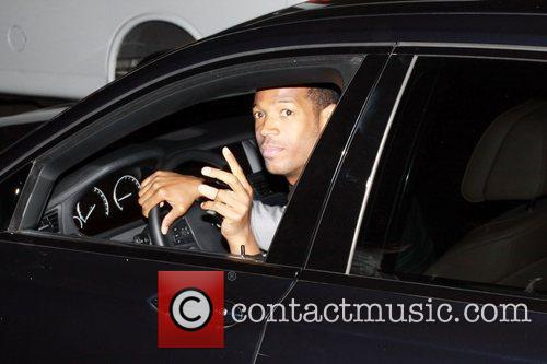 Marlon Wayans Celebrities arriving a for a private...