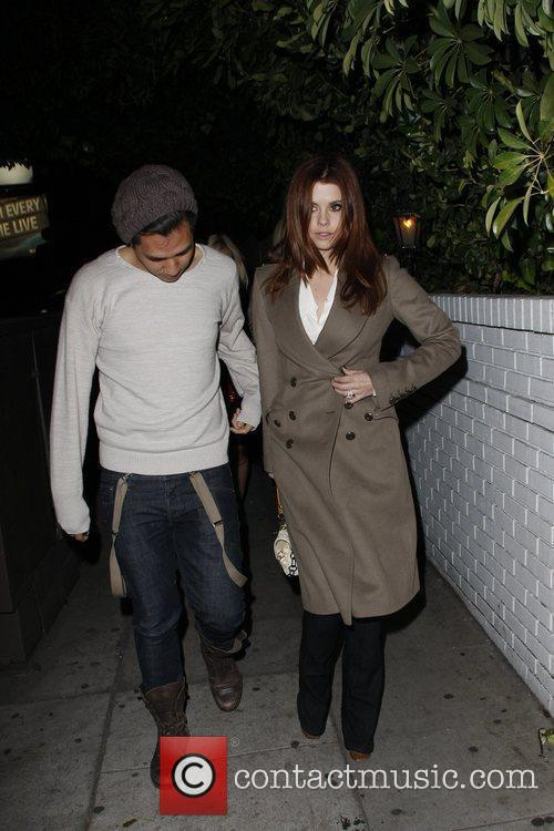 Guest Celebrities are seen outside the Chateau Marmont...