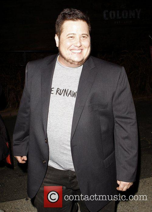 Chaz Bono attends the Dancing with the Stars...