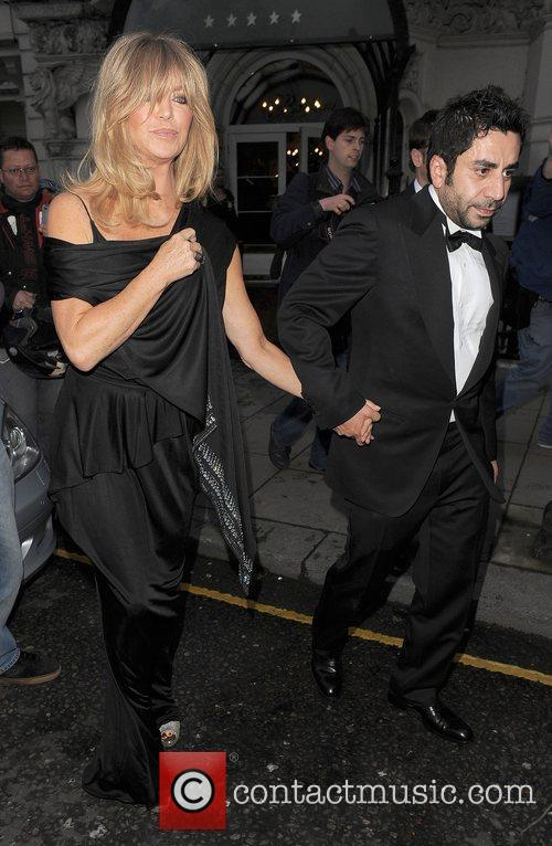 Goldie Hawn and Paul W S Anderson 5