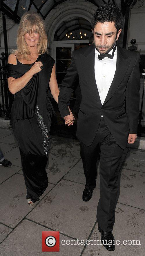 Goldie Hawn and Paul W S Anderson 9