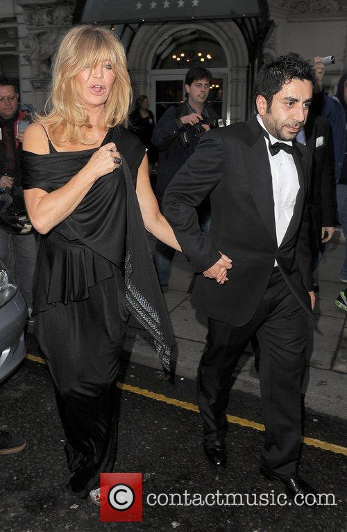 Goldie Hawn and Paul W S Anderson 6